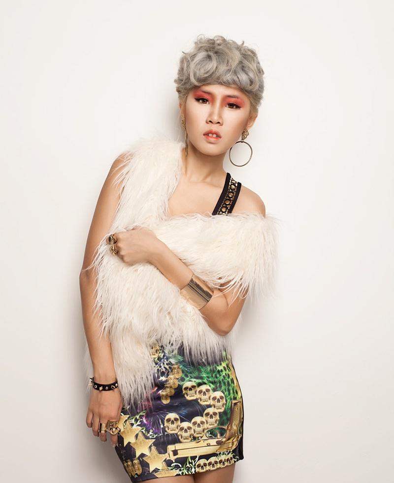 DJ Eva T by Dwayne Foong