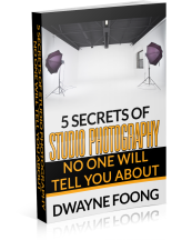 Free E-Book - 5 Secrets of Studio Photography No One Will Tell You About